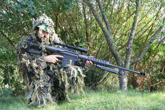comment devenir sniper airsoft