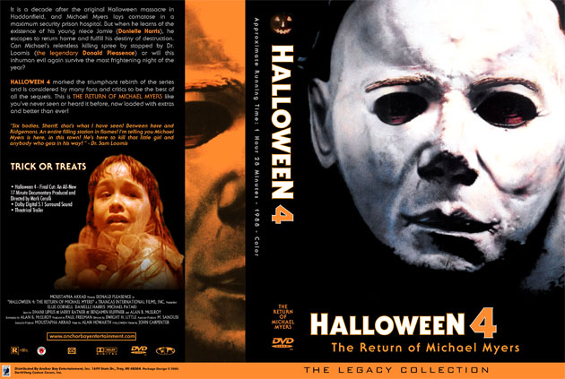 [Pack] Hallowen Saga Completa Halloween4-775157