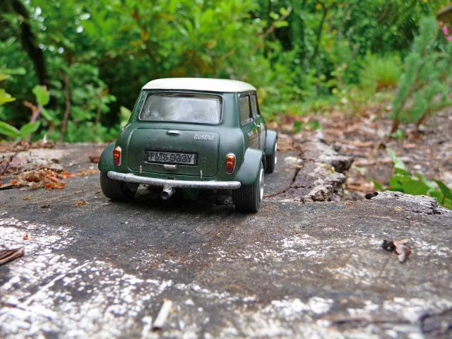 Mini Cooper  Scalextric (Power and Glory) P1020960-1--1cc5c5c