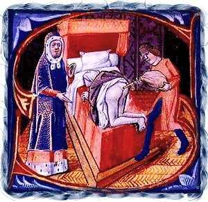 La purgation et les lavements Clystere-seringue...iniature-1470c32