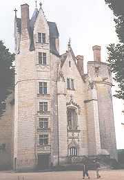 Moyen age chateaux forts montreuil bellay - La grange a dime montreuil bellay ...